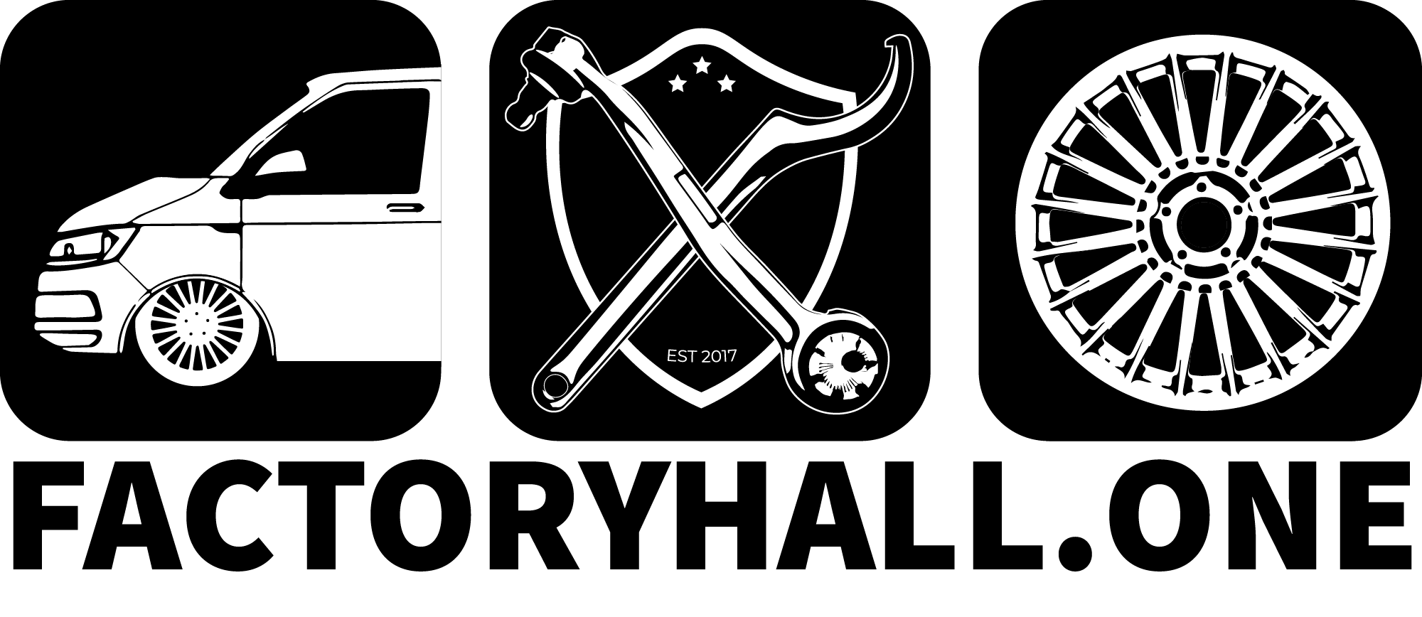 FACTORYHALL.ONE-Logo